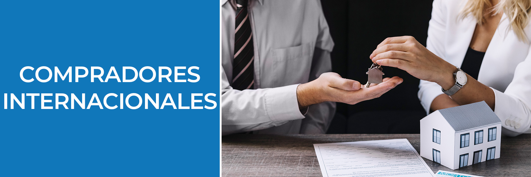 Compradores Internacionales Banner-Orlando Homes Sales
