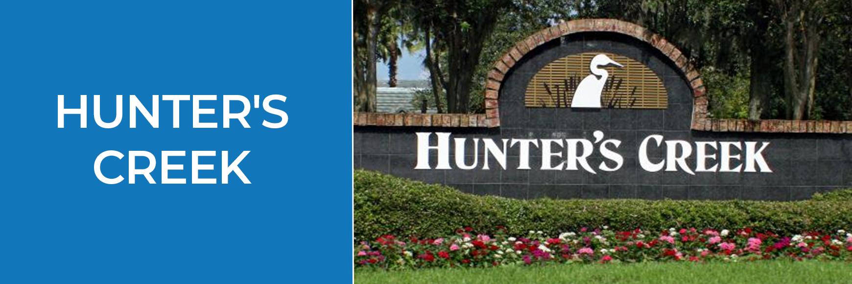 Hunters Creek Orlando-Banner-Orlando Homes Sales