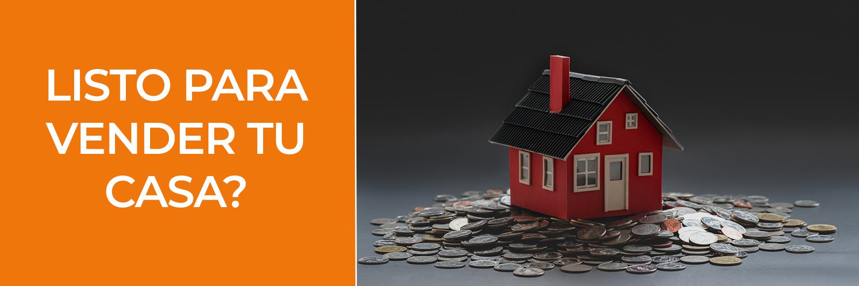 Listo para vender tu casa Banner-Orlando Homes Sales