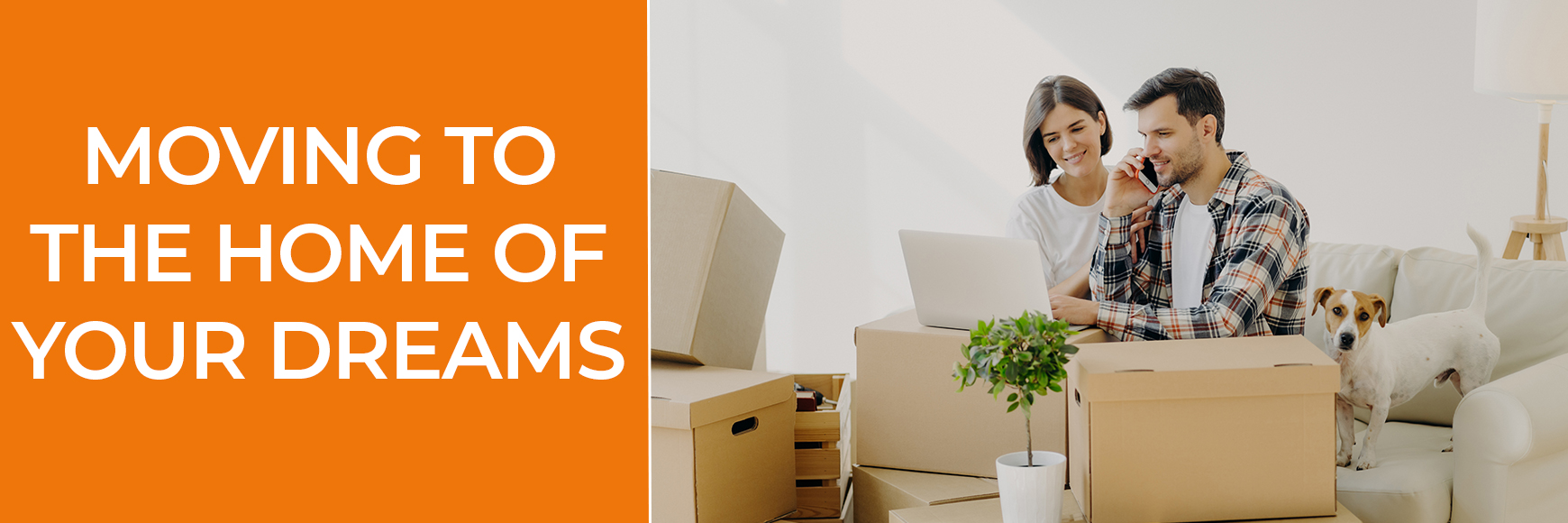 Moving to the home of your dreams-Banner-Orlando Homes Sales