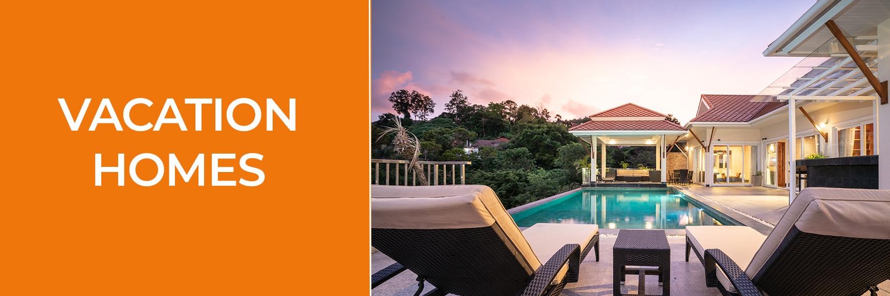 Vacation Homes Banner-Orlando Homes Sales