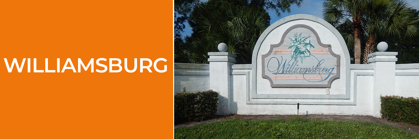 Williamsburg-Banner-Orlando Homes Sales