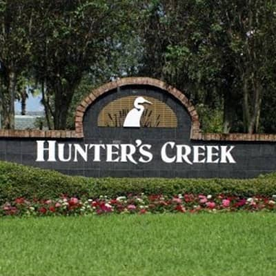 Hunters Creek-Orlando Communities