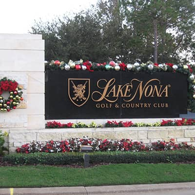 Lake Nona-Orlando Communities