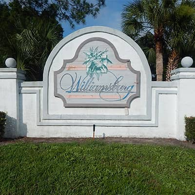 Williamsburg-Orlando Communities-Orlando Homes Sales