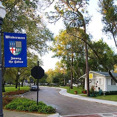 Windermere-Comunidades em Orlando-Orlando Homes Sales